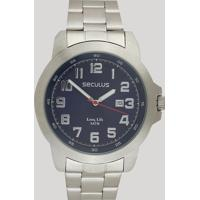 015fa484daa Relógios Azul Azul Marinho masculino