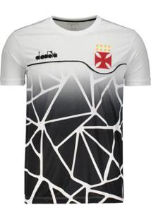 ad69187e63 Camisa Diadora Vasco Concentração 2018 Masculina - Masculino