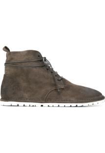 Marsèll Ankle Boot Flat - Cinza