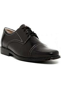 Sapato Social Derby Sandro Moscoloni Clifford Pret