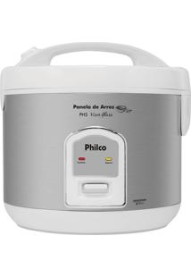 Panela De Arroz Philco Ph5 Visor Glass Branco 127V