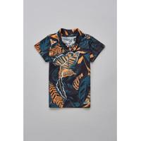 Camisa Polo Masculina Infantil Bb Litoranea Reserva Mini - Masculino 9751c725f667e