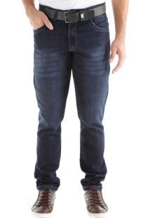 Calça 2221 Jeans Slim Traymon Blue Black
