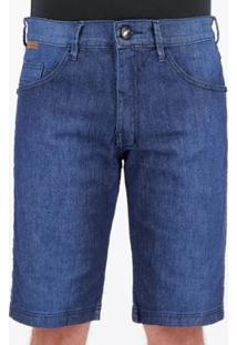 Bermuda Jeans Hd Stripe Masculina - Masculino