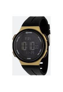 Relógio Unissex Xgames Xmppd579-Pxpx Digital 10Atm | X Games | U
