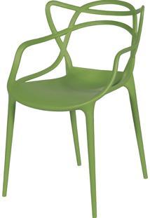 Cadeira De Jar Solna Or-1116 – Or Design - Verde