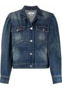 Isabel Marant Étoile Bolinea Denim Jacket - Azul