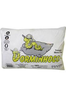 Travesseiro 50X70 Linha Eco - Biodegradável - Perfil Matelados - Branco