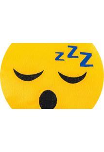 Almofada Capital Do Enxoval Emoji Sono Estampado