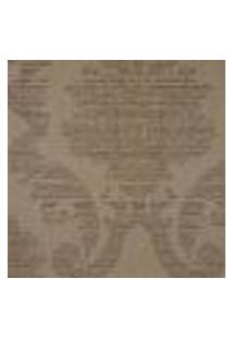 Papel De Parede Adesivo Decoração 53X10Cm Marrom -W17248
