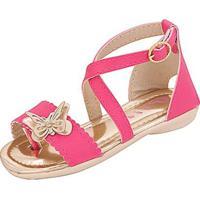 25df234ce Sandália Infantil Plis Calçados Abraço Feminina - Feminino-Pink
