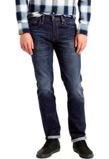 Calça Jeans Levis 511 Slim Escura