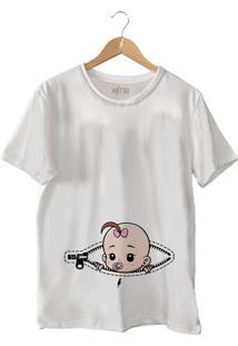 Camiseta Filha - Ziper