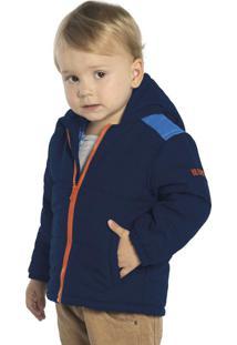 Jaqueta Infantil Azul