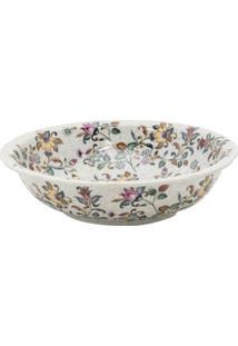 Vaso Decorativo De Porcelana Lihue - Unissex