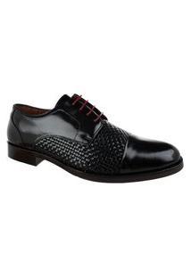 Sapato Social Constantino Color Preto