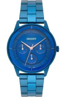 14998700de6 Relógio Feminino Orient Analógico Fassm001 D1Dx - Unissex-Azul