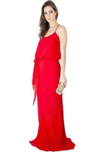 Vestido Longo Básico Calvin Klein - Feminino