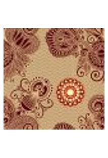 Papel De Parede Autocolante Rolo 0,58 X 5M - Floral 666