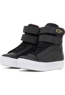 Tênis Sneaker K3 Fitness Fit Preto