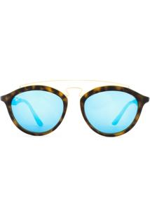 Óculos Ray Ban New Gatsby Oval Rb4257 609255-53 - Feminino