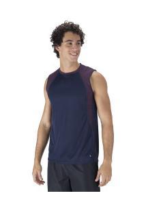 Camiseta Regata Oxer Cooper - Masculina - Azul Escuro
