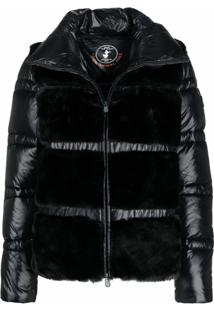Save The Duck D3959W Furyy Padded Jacket - Preto