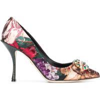 0dcd319cd8 Dolce   Gabbana Scarpin  Lori  - Preto