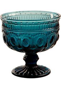 Taça De Sobremesa Jewelry Blue