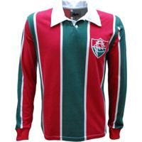 Camisa Liga Retrô Fluminense 1913 Longa - Masculino 867e937a78ae2