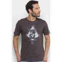 Camiseta Mcd Regular The Crows Masculina - Masculino 04229d5646b
