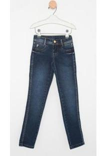 Calça Jeans Infantil Express Skinny Sofia Feminina - Feminino
