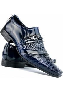 Sapato Social Envernizado Venetto - Masculino