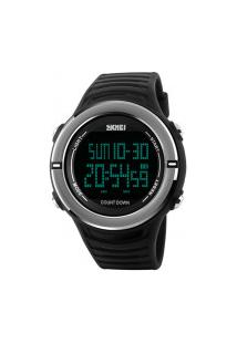 Relógio Skmei Digital -1209- Preto