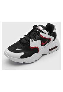 Tênis Nike Sportswear Air Max Advantage 4 Branco/Preto