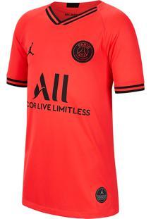 Camisa Nike Psg Ii 2019/20 Torcedor Pro Infantil
