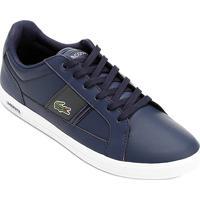 Tênis Azul Marinho Lacoste masculino   Shoes4you 4bc7105cc1