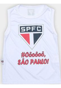 Regata Bebê São Paulo Torcida - Masculino
