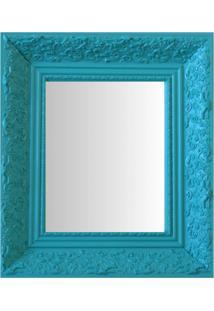 Espelho Moldura Rococó Fundo 16448 Anis Art Shop