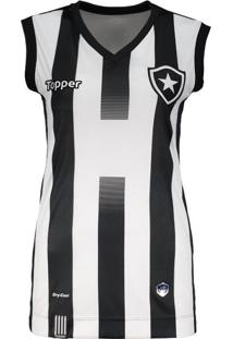 9f91dbb828 Regata Topper Botafogo I 2017 Vôlei Feminina