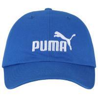 Boné Aba Curva Puma Ess - Strapback - Adulto - Azul Branco f6f36995b82