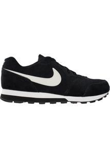 Tênis Nike Md Runner 2 Preto/Branco - 38