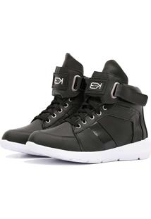 Sneaker K3 Fitness Activity Preto