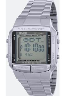 Relógio Unissex Casio Vintage Db360 1Adf Digital