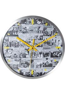 Relógio De Parede Quadrinhos Hq Dc Comics