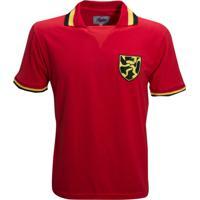 5d5539c767 Camisa Liga Retrô Bélgica 1960 - Masculino