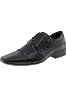 Sapato Masculino Social Manhattan Preto Jota Pe - 40101