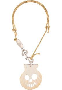 Vivienne Westwood Colar Virna - Dourado