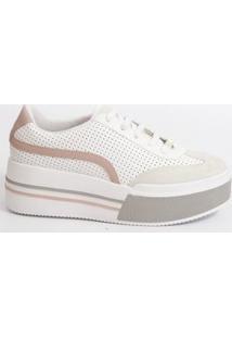 Tênis Feminino Chunky Sneaker Plataforma Vizzano