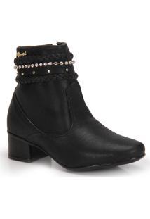Ankle Boots Infantil Klassipé